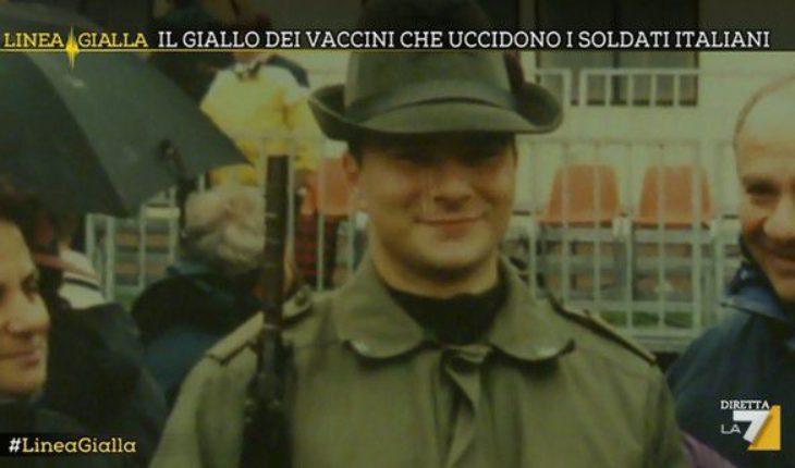 Vaccini militari morti